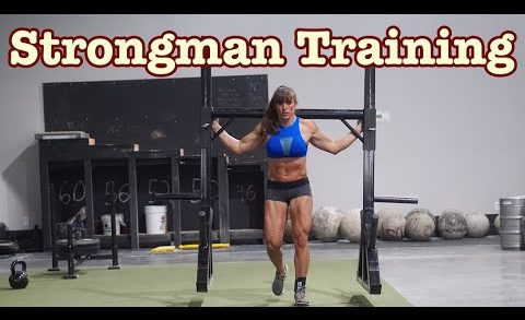kristen graham strongman trainin