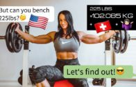 Rhea Gayle – Road To The Arnold 2020