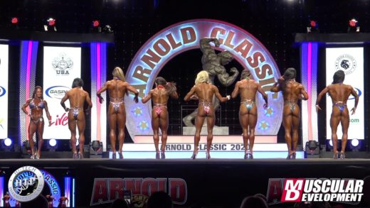 arnold classic 2020 fitness 1st