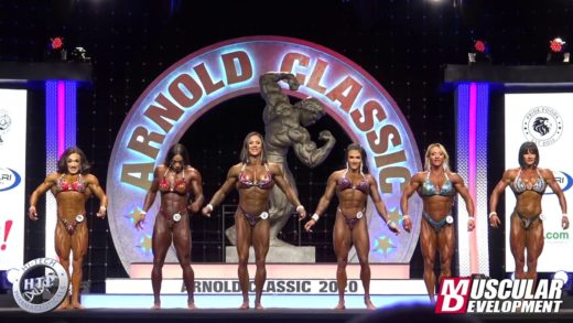arnold classic 2020 womens physi