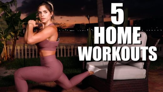 michelle lewin 5 fat burning hom