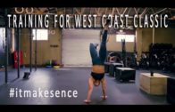 Brooke Ence – Training for West Coast Classic