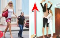 Ekaterina Lisina – The Tallest Model With The Longest Legs
