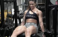 Nadia Amy – The Best Leg Workout