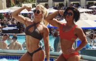 Dana Linn Bailey & Brooke Ence – Weird Workout