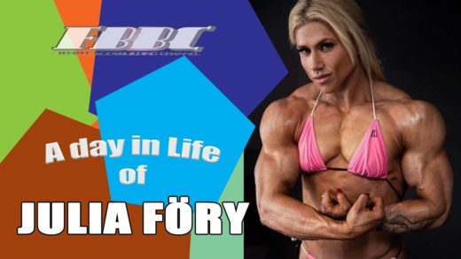 ifbb pro julia fory a day in the