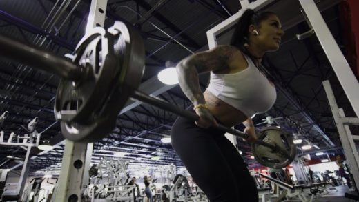 laura marie muscle bombshell int