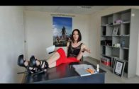 ekaterina lisina long legs big f