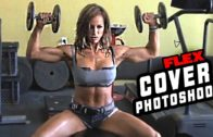 Ava Cowan – Flex Mag Cover Photoshoot