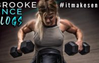 Brooke Ence – Beach Workout