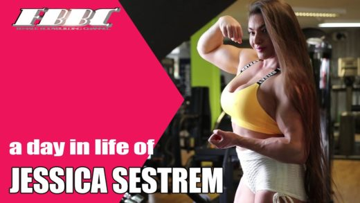 jessica sestrem a day in the lif