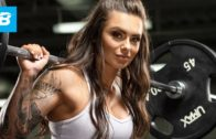 Stephanie Sanzo – Deadlifting During The Lockdown