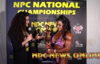 Angela Yeo – NPC National Championships 2020 Women's Physique Overall Winner