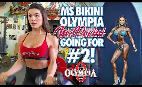 ms bikini elisa pecini going for