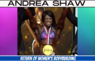 Bakhar Nabieva – Intense Back Workout With Andre Ferguson & Logan Franklin