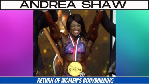 andrea shaw new ms olympia 2020