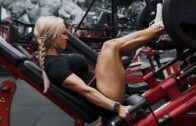 Hanna Oberg – Intense Hammies & Glute Workout