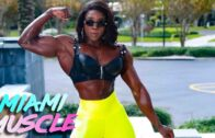 Bian Ruiying – Chicago Pro 2020 Women's Physique Winner