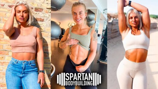 caroline aspenskog workout