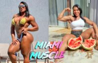 Alessandra Alves – Brazilian Quadzilla Crushes Watermelon With Her Thighs