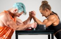 Melissa Brodsky – Mixed ArmWrestling With Brandon Walsh